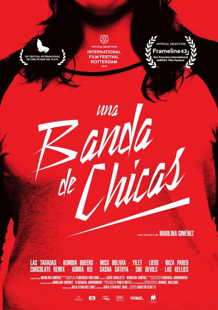 UNA BANDA DE CHICAS