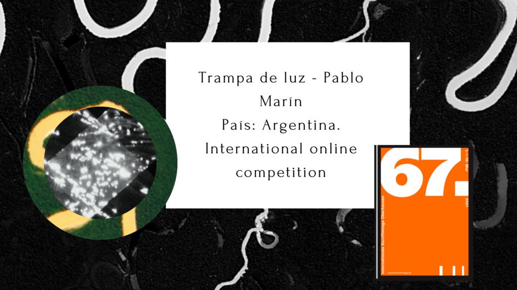 Cuarta página / Diario de sueños por los cortometrajes latinoamericanos en Oberhausen.