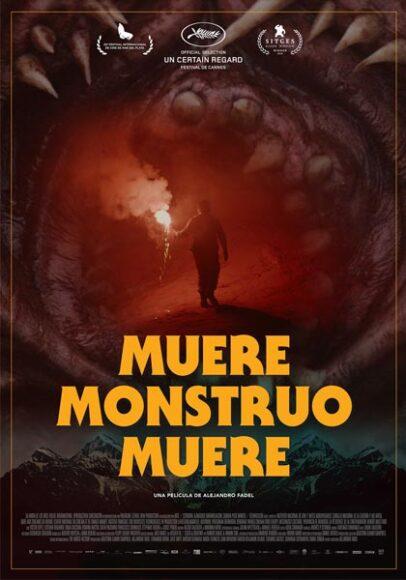 MUERE, MONSTRUO, MUERE
